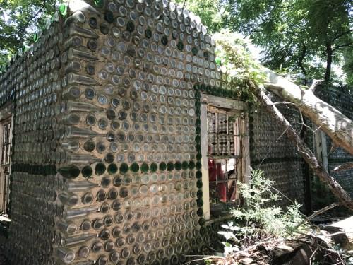 Charlie Yelton's Bottle House