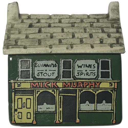 Mick Murphys Bar - Wade's Irish Village, Bally-Whim - Wade Whimsey Villages