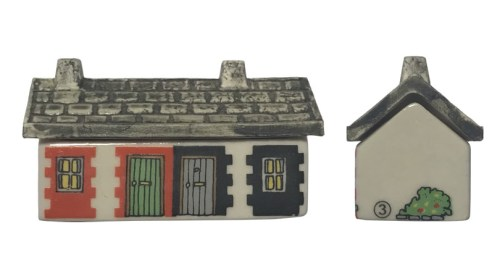 Barney Flynns Cottage - Wade's Irish Village, Bally-Whim - Wade Whimsey Villages
