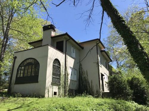Side Back - Leslie K. Singley House, Druid Hills
