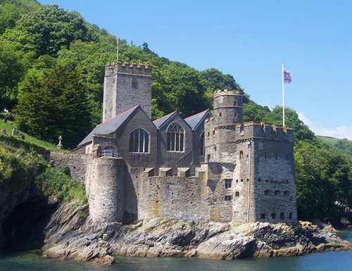 Dartmouth Castle Photo by Joanne Davies