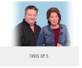 Poëzie op radio 5