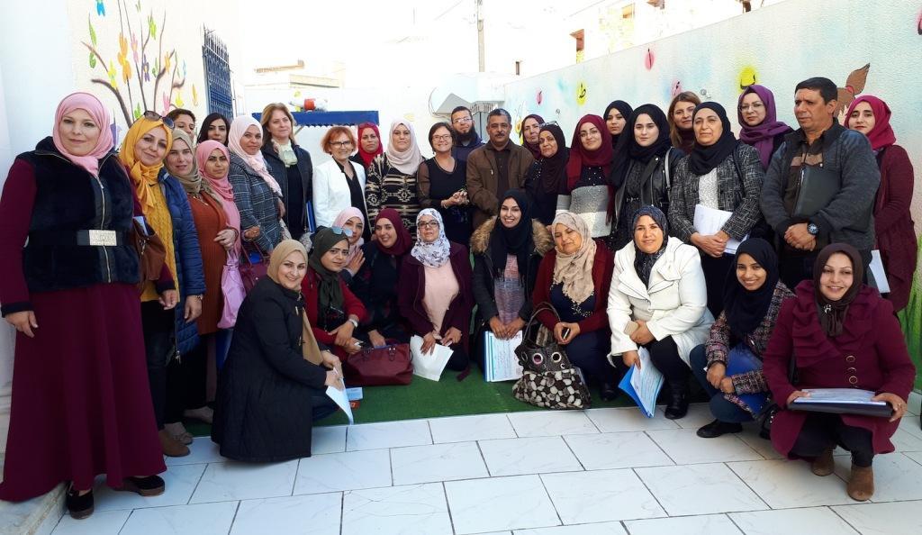 « Appui à l'amélioration de l'accueil du jeune enfant » en Tunisie