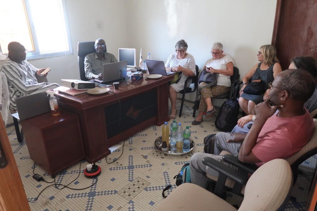 Le GREF à Dakar, au Sénégal