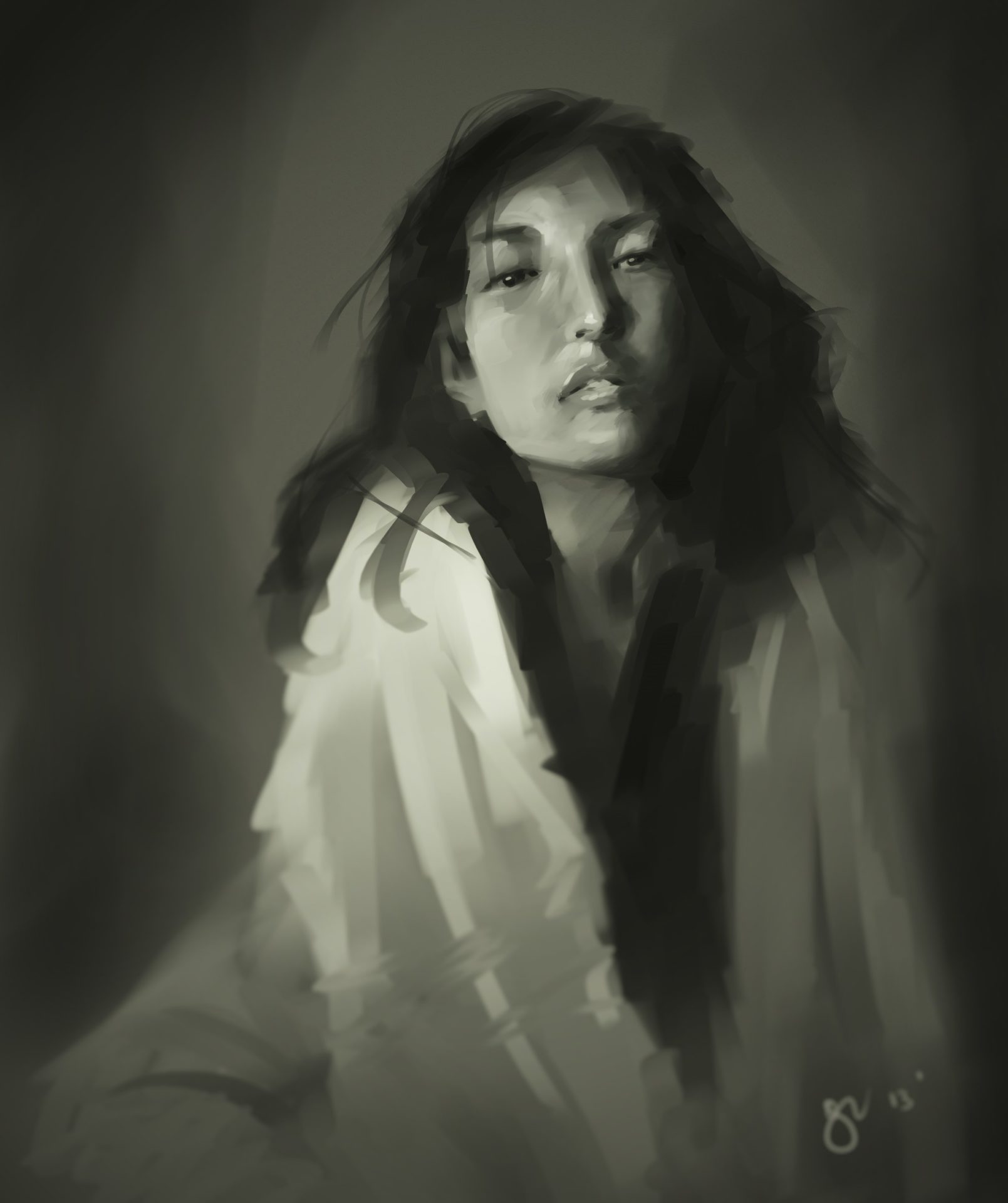 Study from photo reference.