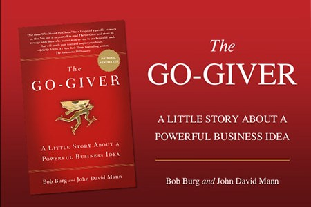 The Go Giver Book Review