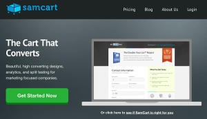 SamCart-Awesome Checkout