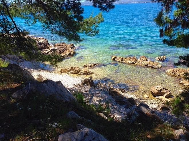 Secret retreat in Marjan Forest