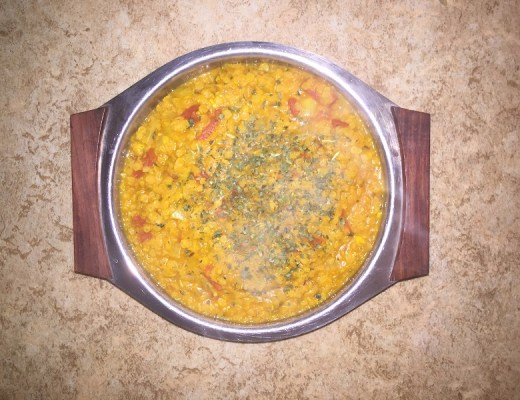 Yellow Dal Fry