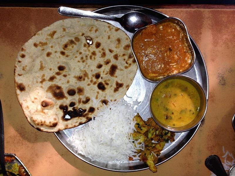 Food at Yosi Ya Puri, Haridwar