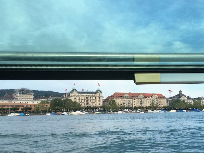 Lake Zurich boat trip