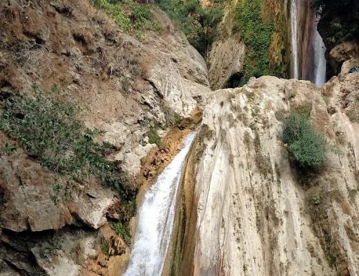 Neer Garh Waterfall, near Rishikesh