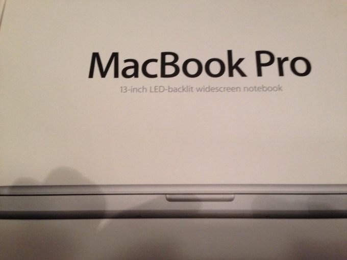 MacBook Pro (3)