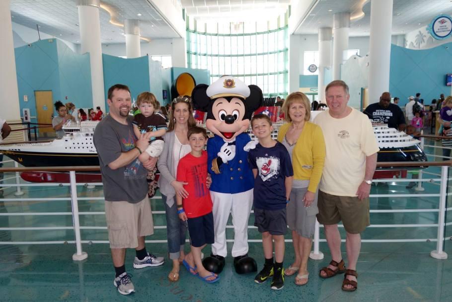 Disney Cruise 2016