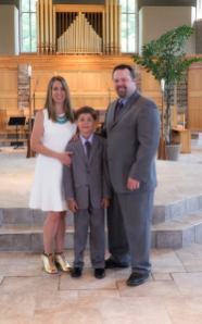 Crew's First Communion (1)