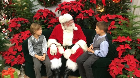 Boys With Santa 2014 (3)