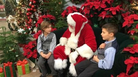 Boys With Santa 2014 (5)
