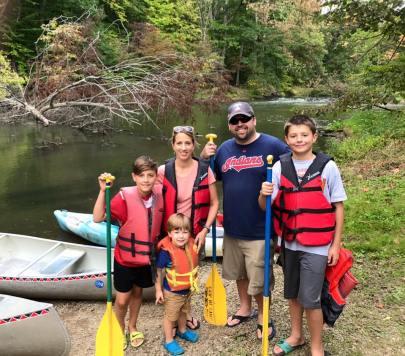 Camp Hi Canoe Trip (1)