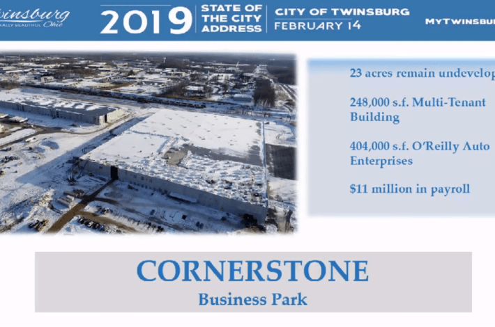 City of Twinsburg Council Meeting - February 26, 2019