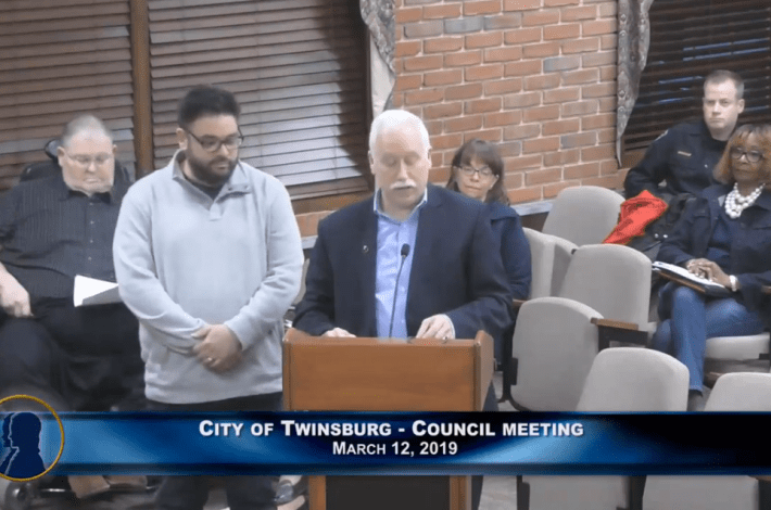 City of Twinsburg Council Meeting - March 12, 2019