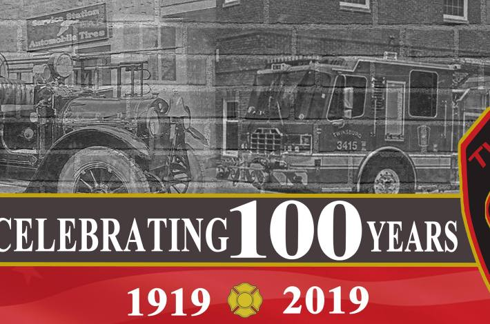 Twinsburg Fire Dept 100 Years
