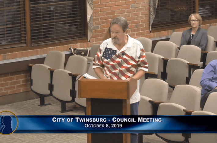 City of Twinsburg Council Meeting - October 8, 2019