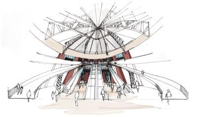CitiField Jackie Robinson Rotunda
