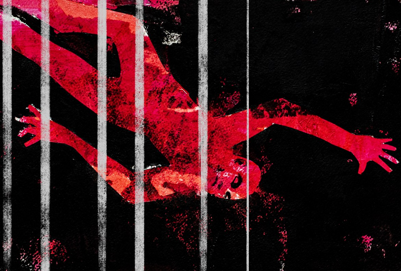 jail violence by greg betza