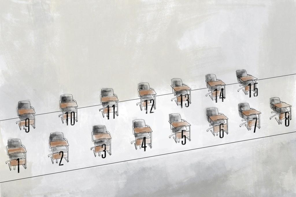 Illustration for the Washington Post by Greg Betza