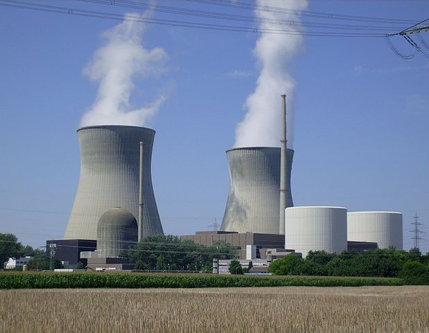 A nuclear power plant is in need of advanced risk management.