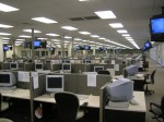 An empty callcenter after a successful outsourcing?