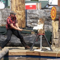 What I learned from chopping wood