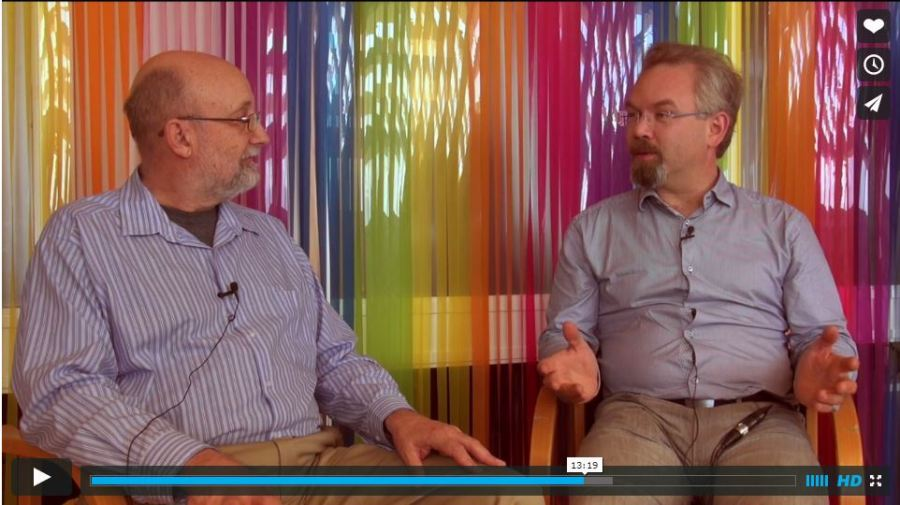 Greger Wikstrand and Woody Zuill discuss Mob Programming on Architecture corner.