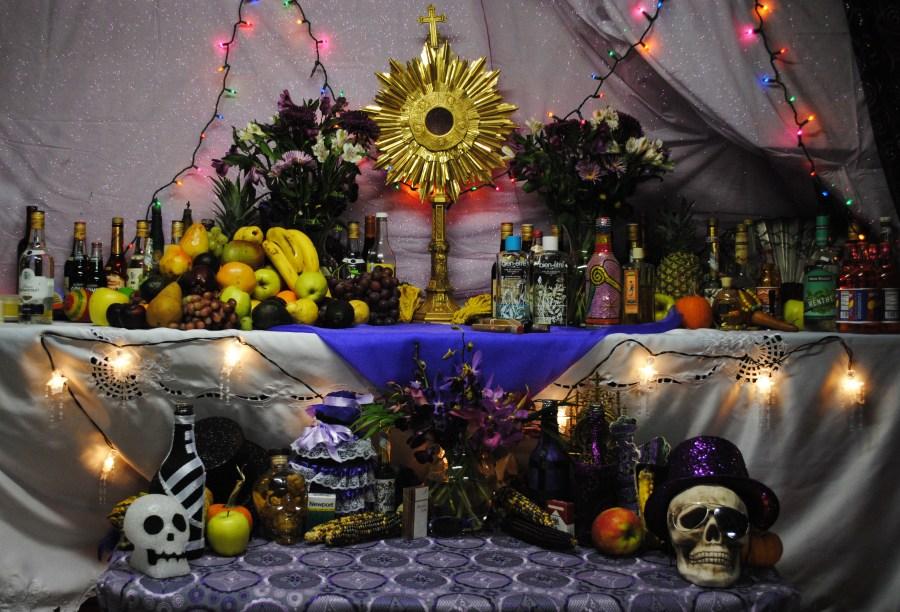 Haitian vodou altar - embodying top practices