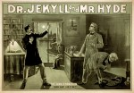 Dr Jekyll and Mr Hyde is an example of what happens if you do not spring clean your mind. The ugliness becomes so important that it takes physical shape.