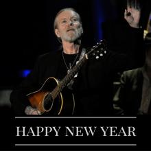 Happy New Year Gregg Allman