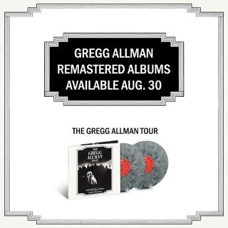 Pre-order reissue of The Gregg Allman Tour
