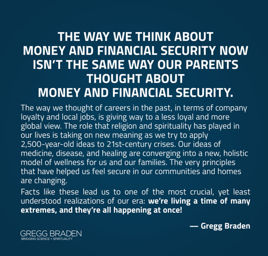 Explain Meaning Financial Security