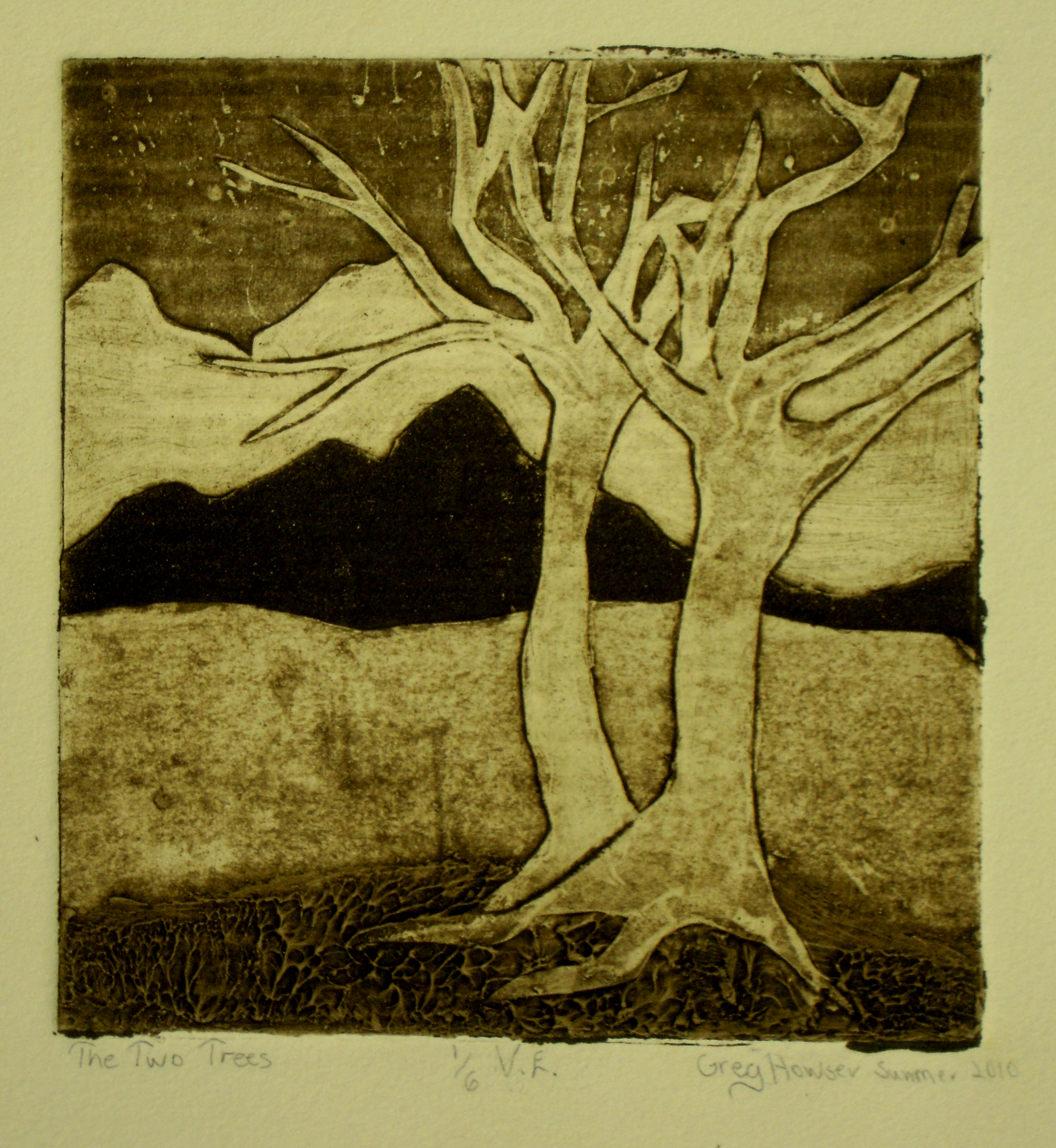 Collagraphs
