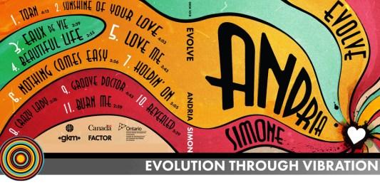 Evolution - Andria Simone