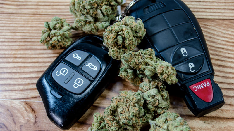 Salt Lake City Marijuana DUI Lawyer