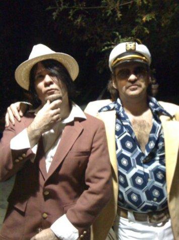 Me and Monkeyboy, 2009