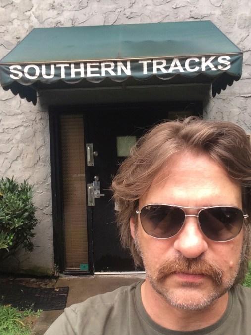 GLee at Southern Tracks
