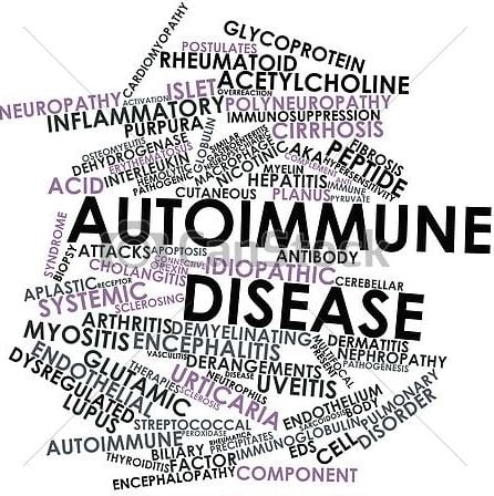 Why the insane exponential increase in autoimmune disease?