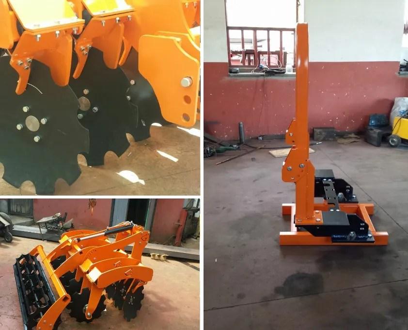 costruzione macchine agricole