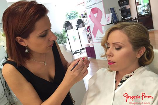 Maquillaje de novias y madrinas en Córdoba