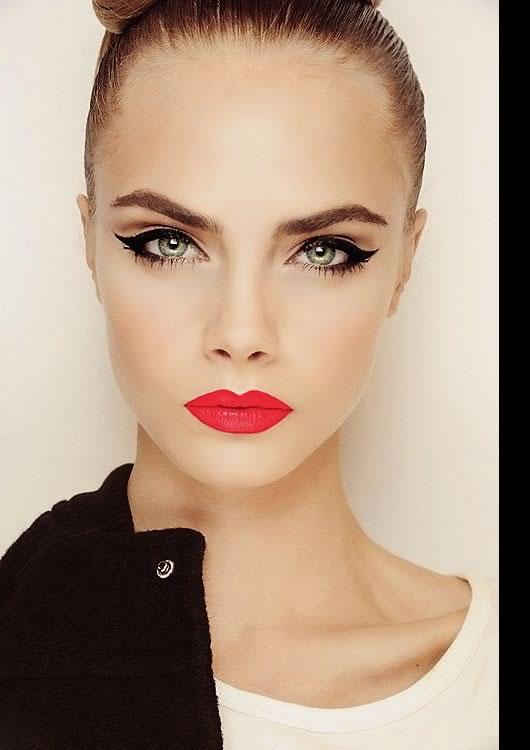 maquillaje para navidad 2017