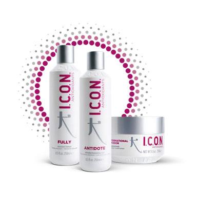 tratamiento antioxidante para el cabello