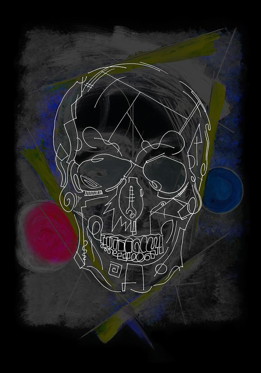 Skull Gregory Beylerian