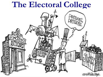 The U.S. Electoral College: a brief history – Gregory Bufithis